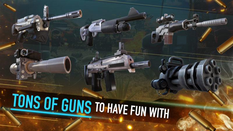 WarFriends Launches Worldwide on Mobile by Chillingo