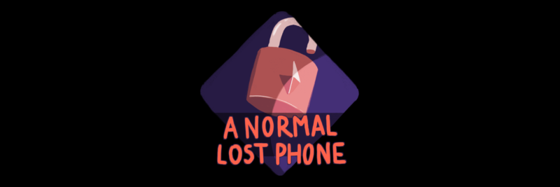 A NORMAL LOST PHONE Review for PC