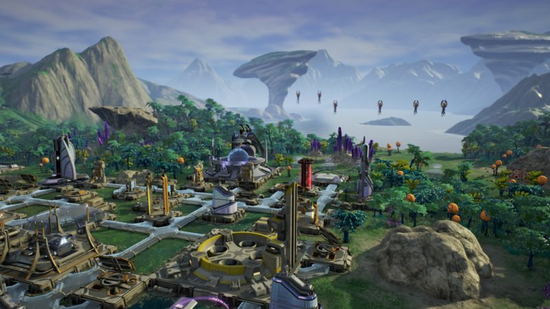 Aven Colony Review for Xbox One