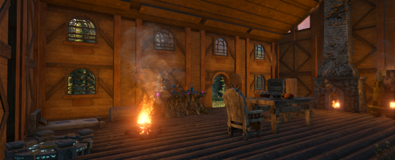 DARK AND LIGHT Multiplayer Survival Game Releases New Construction Screenshots