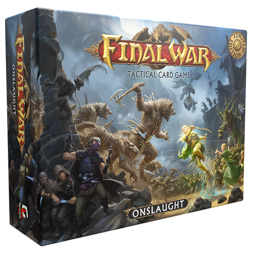 FINAL WAR Trading Card Game Heading to PAX South 2017