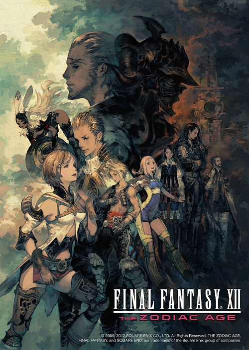 FINAL FANTASY XII THE ZODIAC AGE Will Let You Return to Ivalice July 11