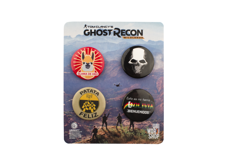 Tom Clancy's Ghost Recon Wildlands Collection Game-inspired Merchandise Available for Pre-Order