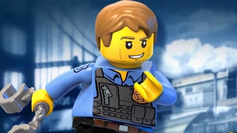 LEGO CITY Undercover New Trailer Features Vast Array of Vehicle