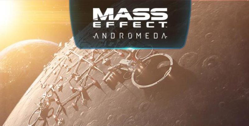 Mass Effect: Andromeda Available Now in North America and Starting March 23 in Europe