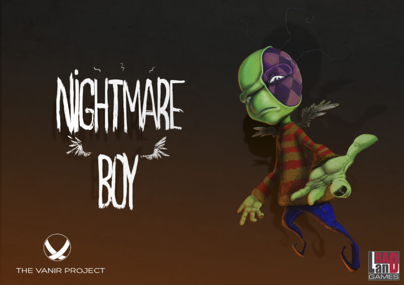 NIGHTMARE BOY Heading to Consoles and Steam