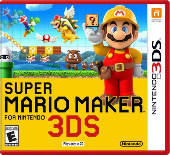 Nintendo Hosts a Mario Level-Design Workshop at the Los Angeles Public Library