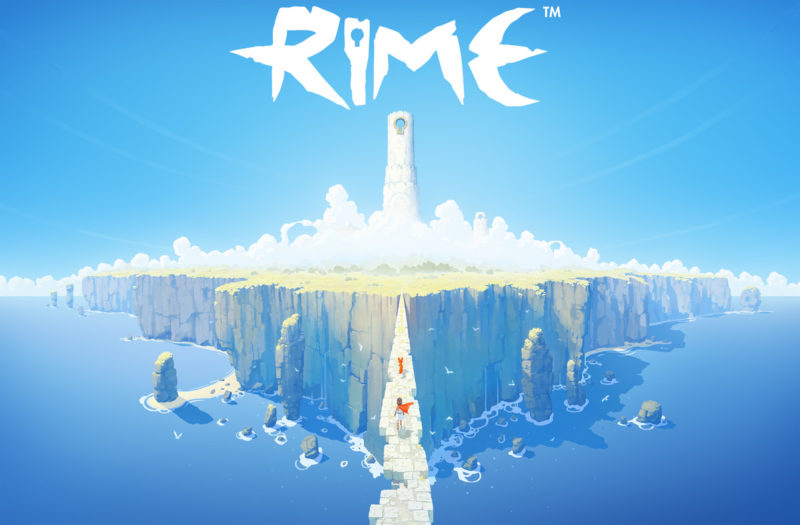 RiME Released by Grey Box, Six Foot & Tequila Works on Xbox One, PS4 and PC