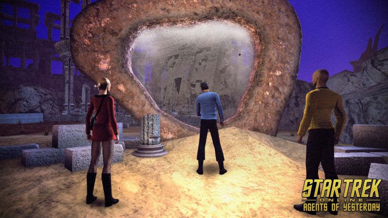 Star Trek Online: Agents of Yesterday Launching on Consoles Feb. 14