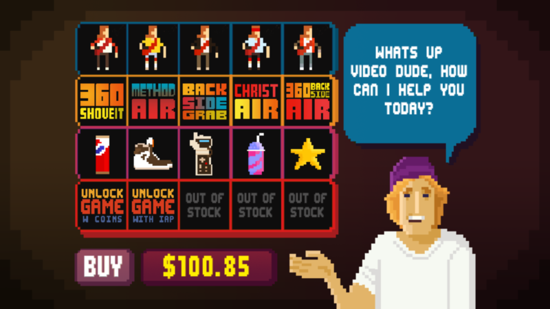 The Videokid Challenges All 80's Kids, Now Out on Steam