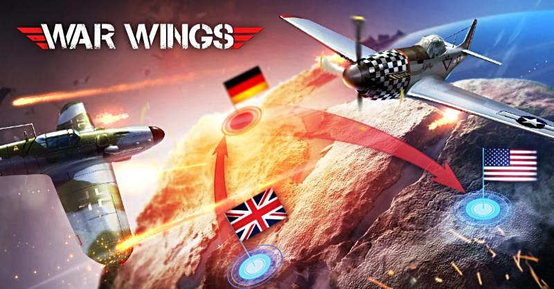 WAR WINGS Reveals More Planes