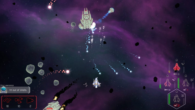 XENORAID Vertically Scrolling Shoot'em up Game Now Available in Google Play