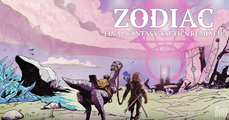 ZODIAC: Final Fantasy Tactics Remixed Available Now from Materia Collective