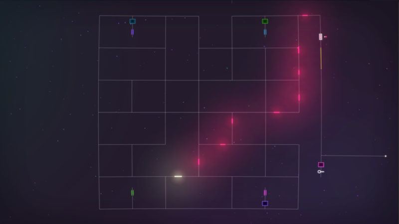LINELIGHT Minimalist Puzzle Game Launching on Steam and PS4 Jan. 31