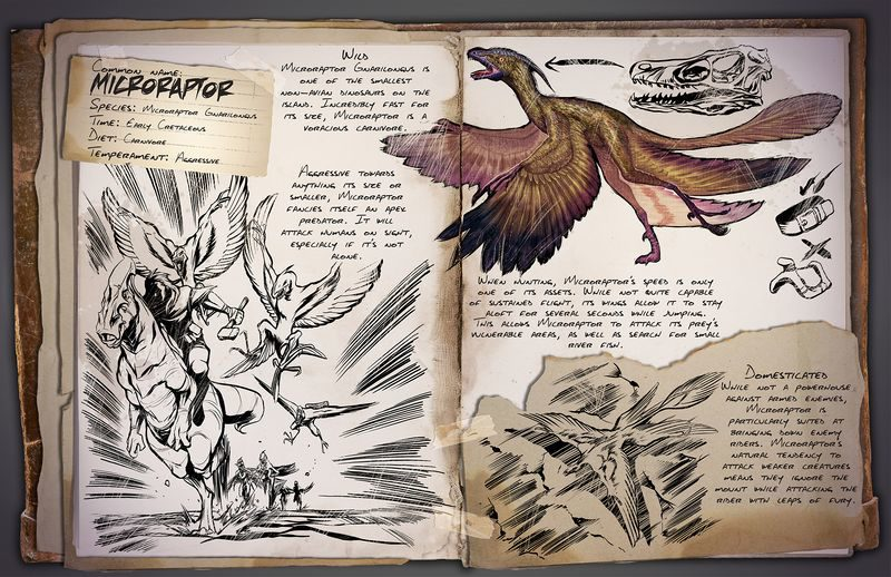 ARK: Survival Evolved PC Content Update Features New Dinos, Groovy Hairstyles and Fresh TEK Gear
