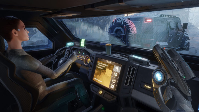 ARKTIKA.1 Action-Packed VR Shooter Details and New Screenshots Unveiled by 4A Games