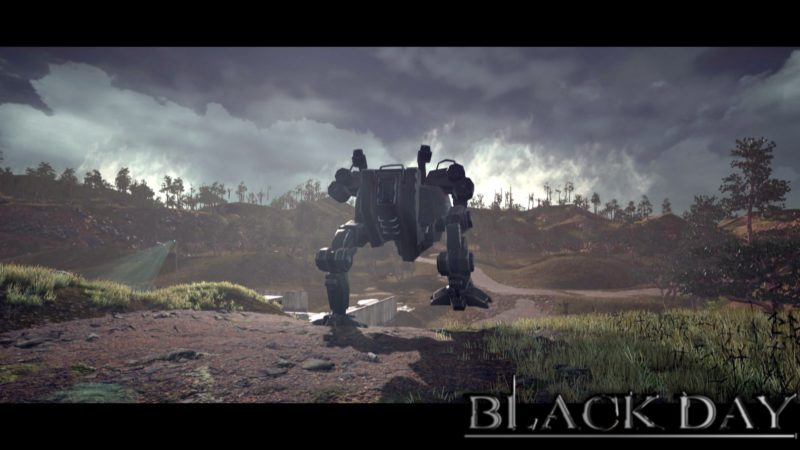 BLACK DAY by Helios Production New Video Features New Maps and Weapons