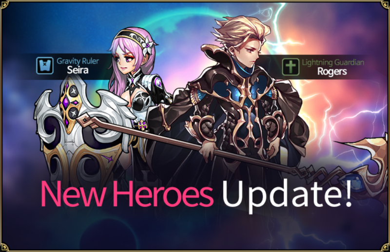 CHAOS CHRONICLE New Characters and Events Featured in Latest Content Update