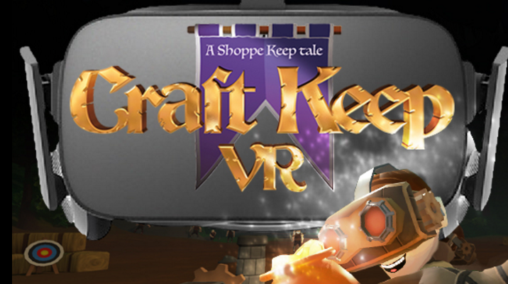 Craft Keep VR Now Available on Oculus Rift