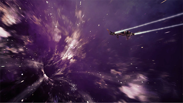 EVE: Valkyrie Wormholes Update Launching Feb. 15