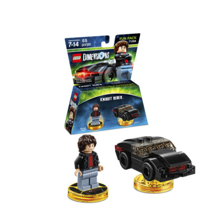LEGO Dimensions Adds LEGO Batman Movie and Knight Rider Expansion Packs