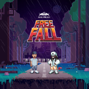 FREE FALL Video Game Released by Connor Pearson and D.R.A.M.