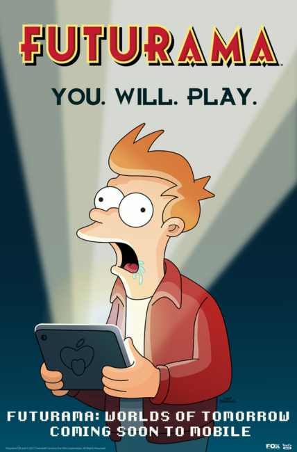Futurama: Worlds of Tomorrow Reveals New Original Animation and Gameplay Details