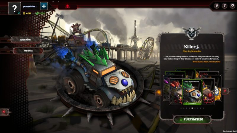 Heavy Metal Machines Announces Big In-Game Update for Open Beta