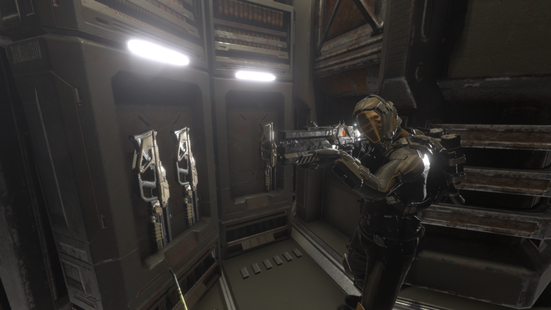 HELLION First-Person Sci-fi Space Survival Game Now Out on Steam Early Access