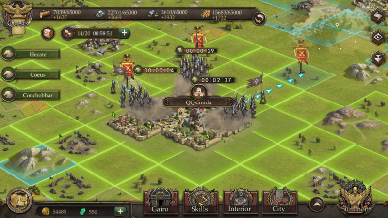 Immortal Conquest: Europe Available Now Across All European Countries