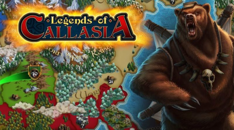 Legends of Callasia New Update Released, Now Available for Android Phones