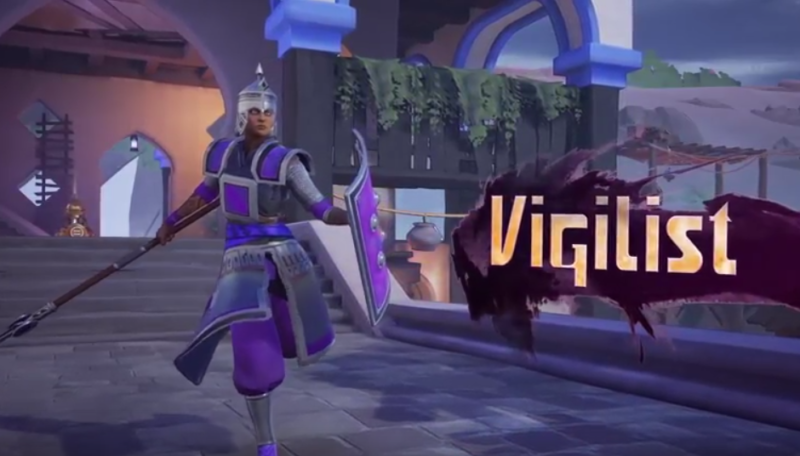 Mirage: Arcane Warfare Reveals Staunch Defender Class The Vigilist