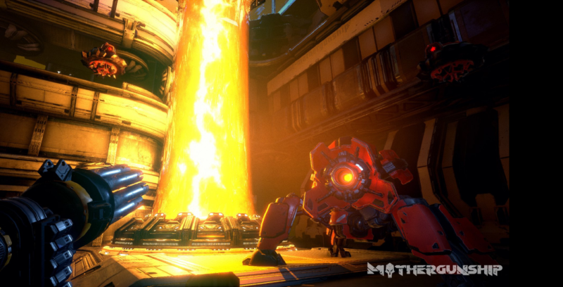 PAX West Impressions: Mothergunship by Terrible Posture Games and Grip Digital