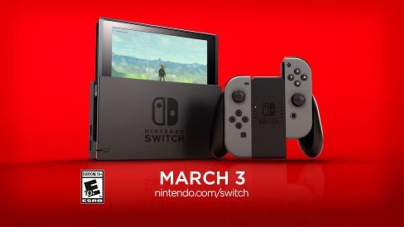 Nintendo's First-Ever Super Bowl Ad Features Nintendo Switch, The Legend of Zelda