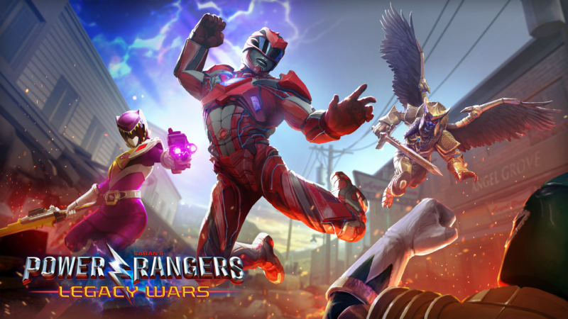 Power Rangers: Legacy Wars Strikes Again