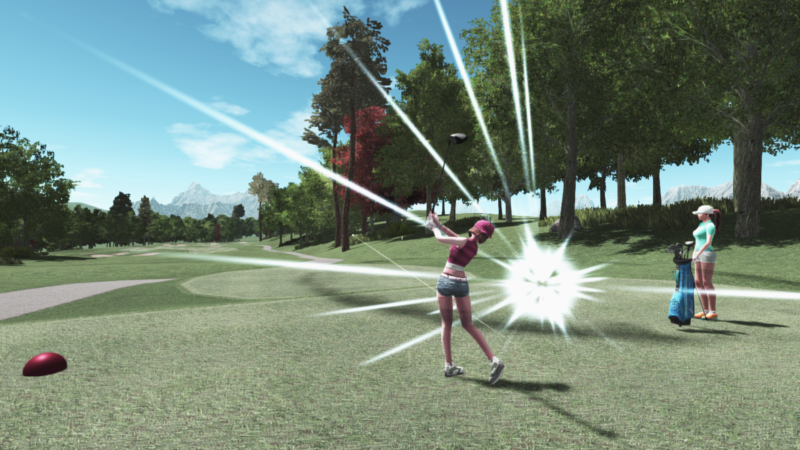 VR Golf Online Latest Update Features Multiplayer and Cross Platform Play