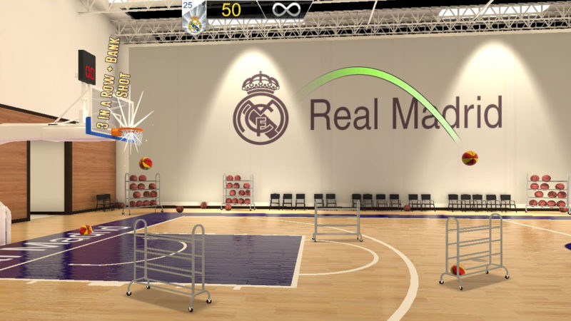 Real Madrid Slam Dunk Basketball Soft Launched for iOS in Australia and Mexico