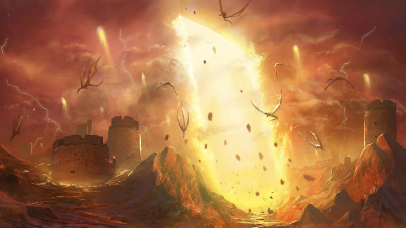 Spellweaver Celebrates First Anniversary with Six New Cards