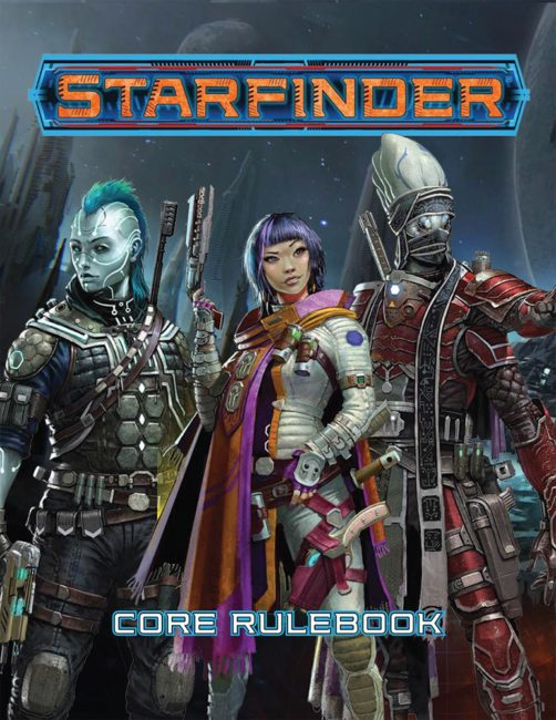 Starfinder RPG Available Now for Pre-Order