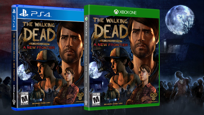 The Walking Dead: The Telltale Series - A New Frontier Continues with Ep. 4 Thicker Than Water Available Starting Today