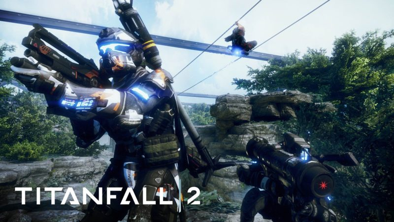 Titanfall 2 Live Fire Gameplay Trailer Revealed