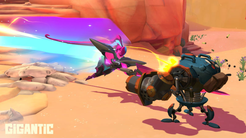 GIGANTIC to Launch Second Major Update Eternal Dawn