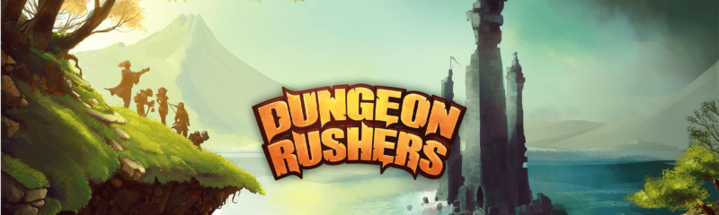 Dungeon Rushers Now Available for Mobile Devices