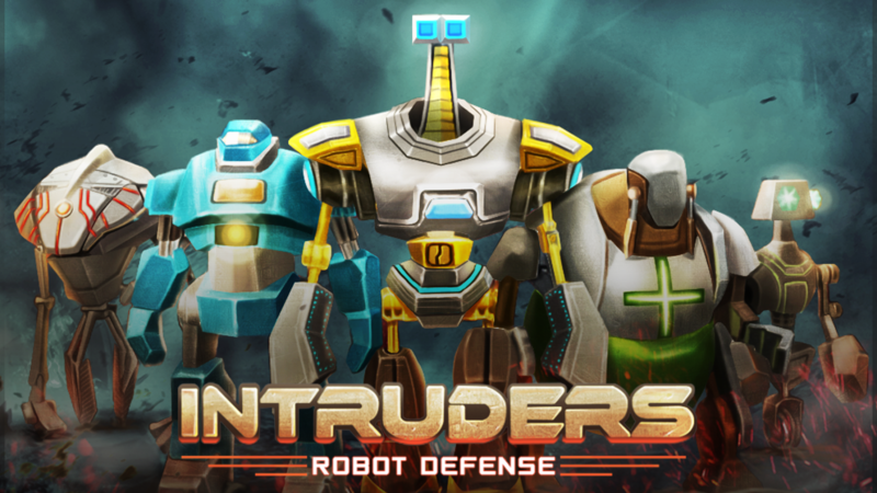 INTRUDERS Tower Defense Game Launches Worldwide for Mobile