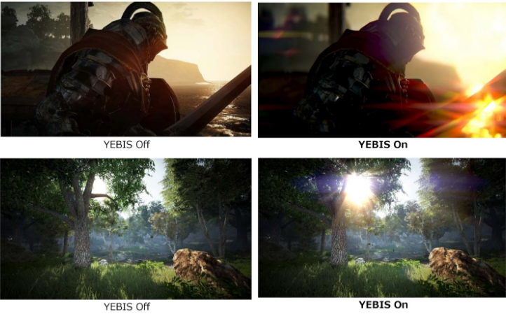 Black Desert Online Demonstrates Graphical Enhancement with YEBIS at GDC