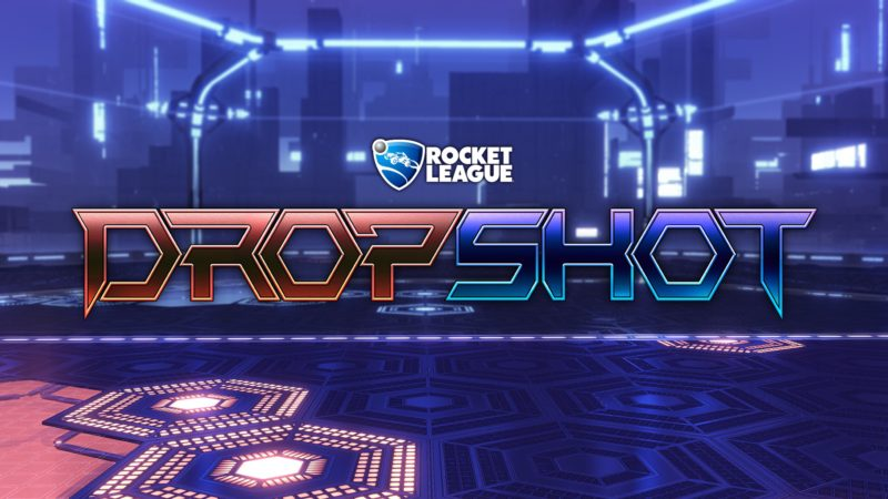 ROCKET LEAGUE Free New Dropshot Mode Revealed
