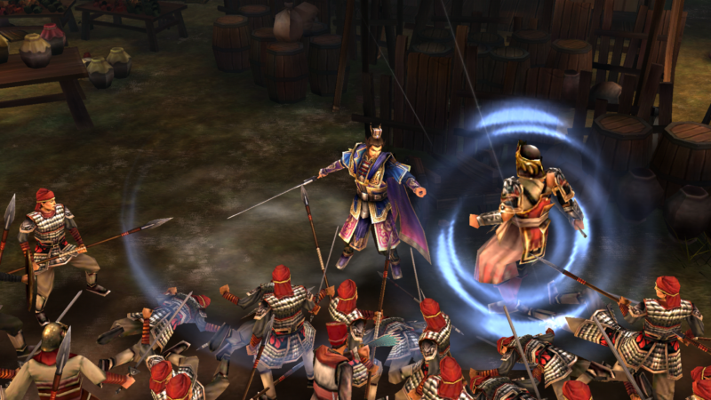 Dynasty Warriors: Unleashed Available Now Worldwide on Mobile Devices