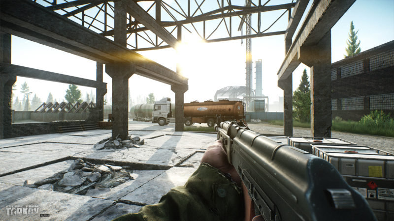 Battlestate Games Removes NDA from ESCAPE FROM TARKOV March 24