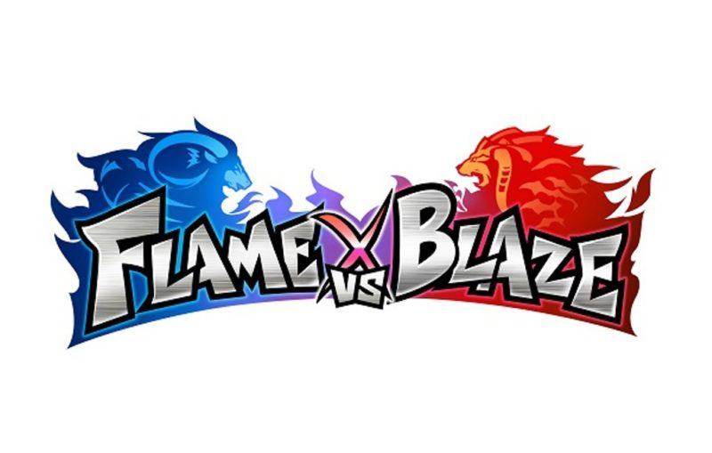 FLAME VS BLAZE by Square Enix Coming to North America in 2017