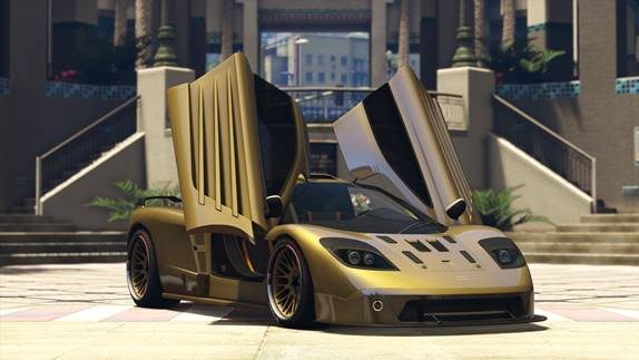 GTA Online Cunning Stunts: Special Vehicle Circuit Coming March 14